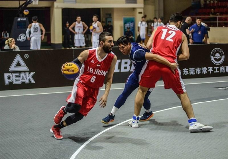 حضور ایران با چهار نماینده در مسابقات آسیایی، اولین حضور بانوان بسکتبالیست دانشجو