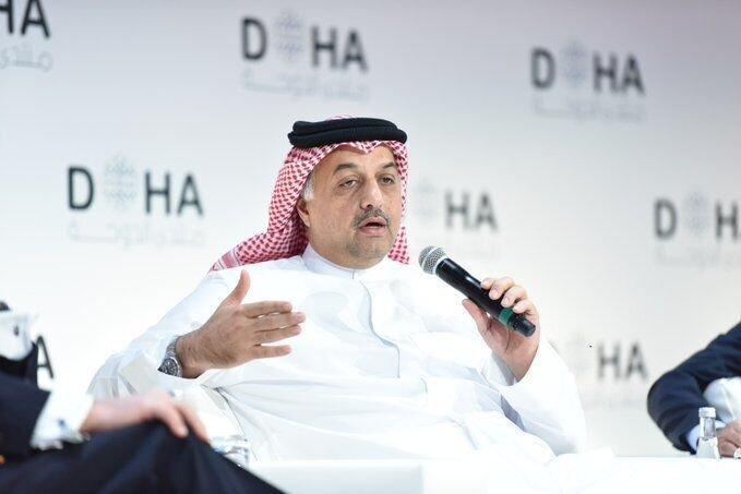 وزیر دفاع قطر خواستار گفت وگوی کشورهای منطقه با ایران شد